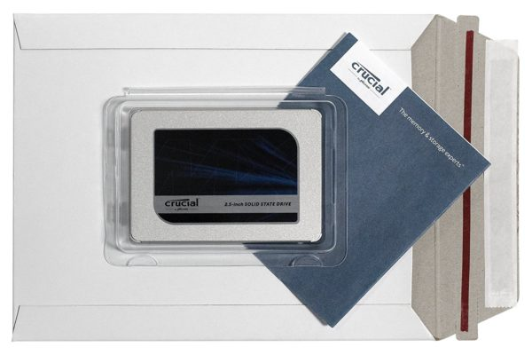 Crucial SSD 1000 GO