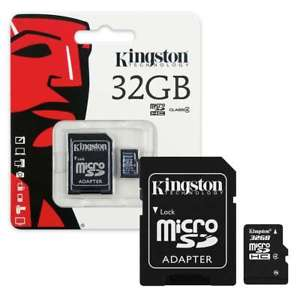 Carte Micro SD Kingston 32GB