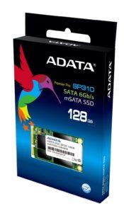 mSATA Adata SP310 128GB
