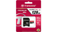 Carte micro SD Transcend 128GB