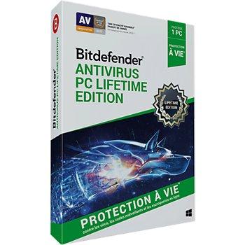 Bitdefender Antivirus Pc Lifetime Edition