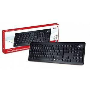 Genius Ultra Slim Chocolate Keyboard SlimStar 130
