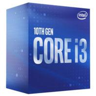 INTEL CORE i3-10100 3.6 GHz (4.3 GHz)
