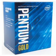 Intel Pentium Gold G6400 (4 GHZ)