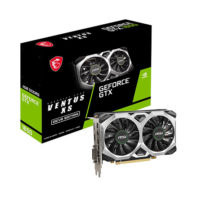 MSI GeForce GTX 1650 D6 VENTUS XS OCV2