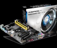 ASROCK 960GC-GS FX AM3 +