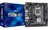 ASROCK H510M-HDV MATX